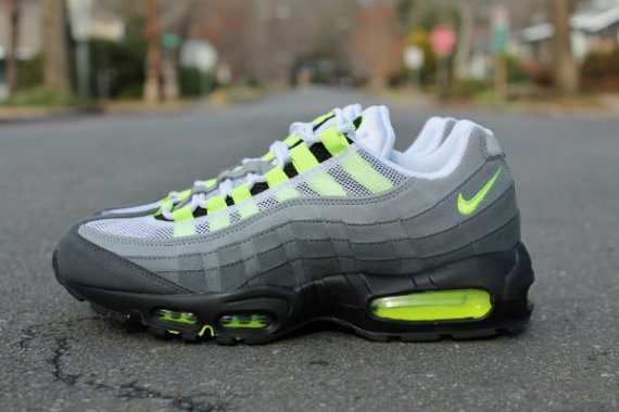buy popular a0667 f7c29 ... promo code the white neon yellow black anthracite nike air max 95 will  release on 12
