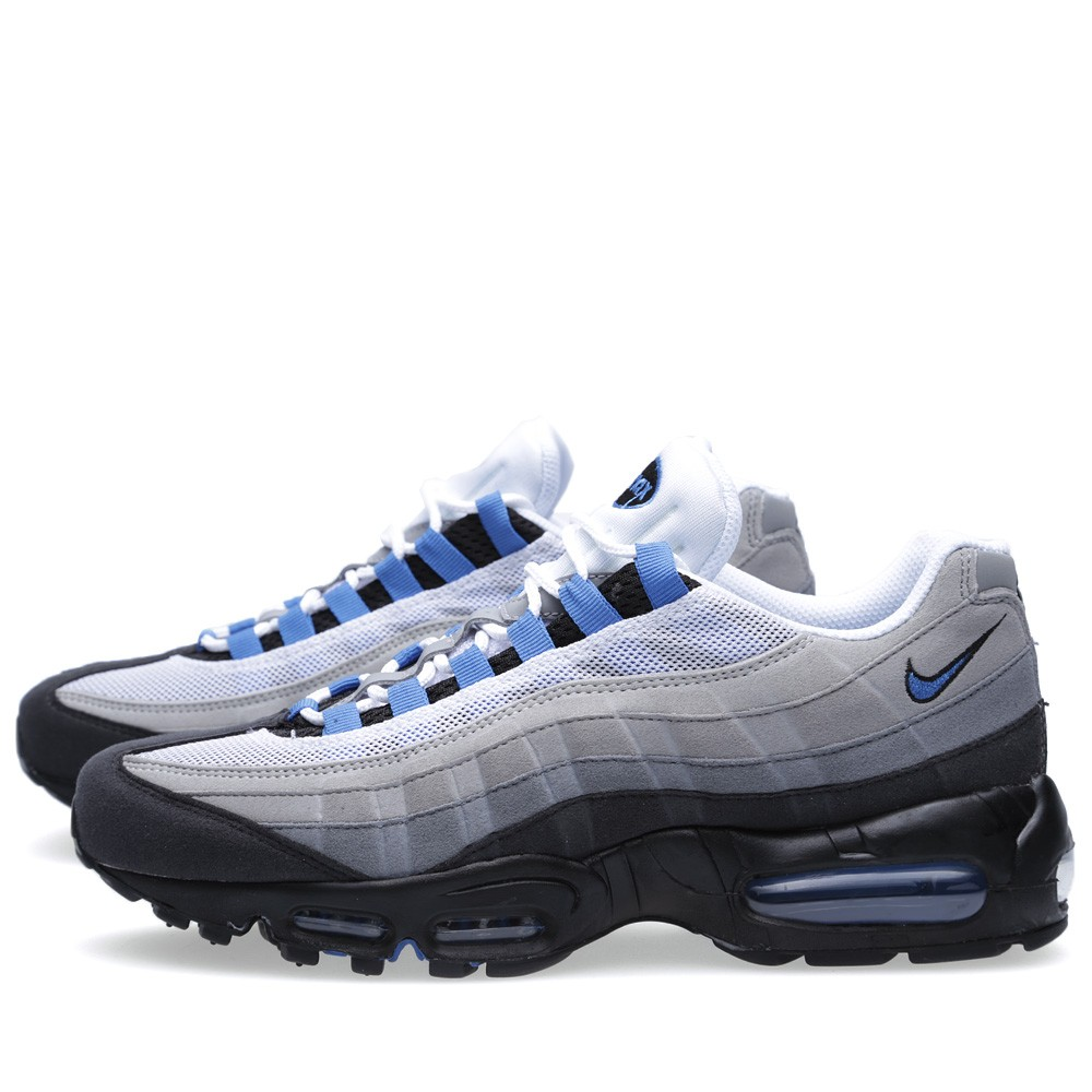 nike air max 95 blue spark. Black Bedroom Furniture Sets. Home Design Ideas