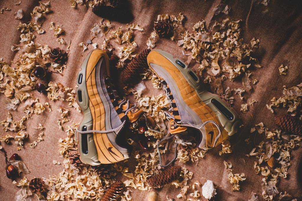 Nike Air Max 95 Premium Bronze Baroque Brown Bamboo | Footshop