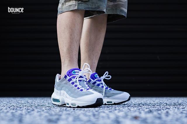 Nike Air Max 95 Og 2015 Uva Retorno dSR1MJ