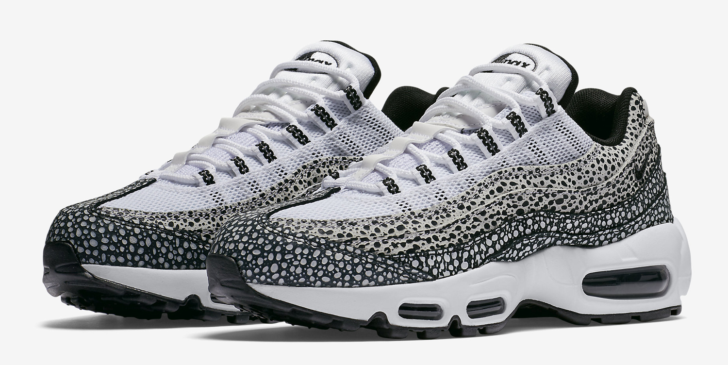 code promo 61fa0 4a60a Nike Womens Air Max 95 Safari - Air 23 - Air Jordan Release ...