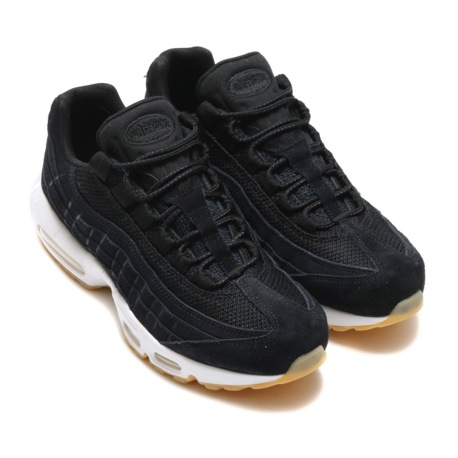 nike air max 95 black and gum