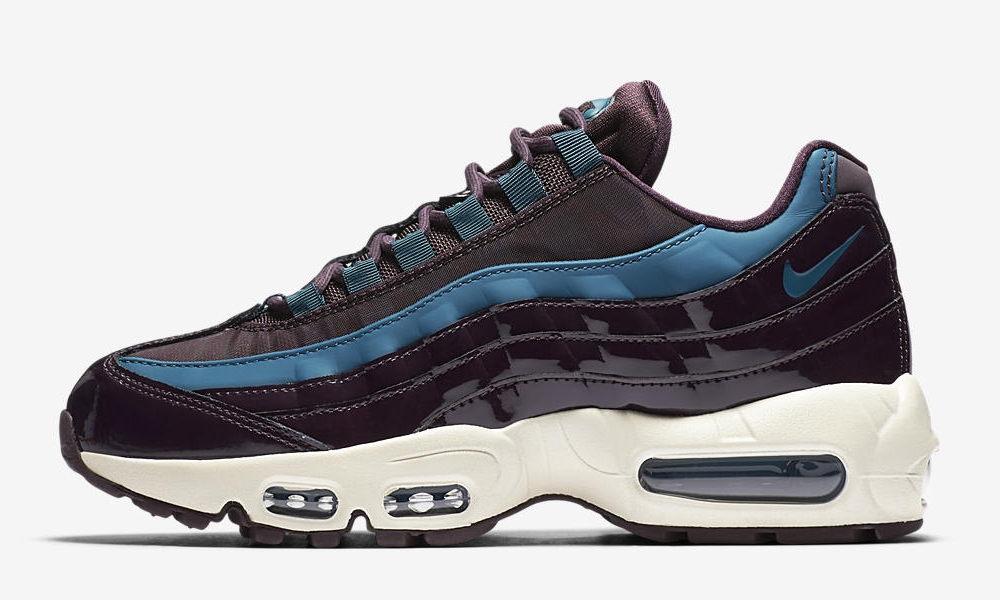 new style 4b591 f8316 nike air max 95 nocturne collection · WOMEN S NIKE AIR MAX 95 SPECIAL  EDITION PREMIUM SHOE PORT WINE AH8697-600 NEW