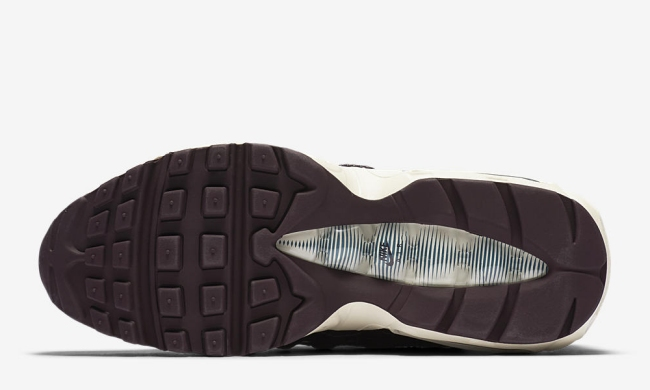 nike womens air max 95 nocturne collection port wine space blue 3med
