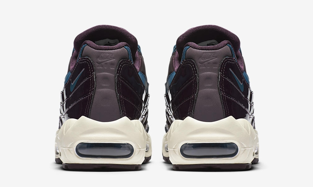 classic fit 9d77a e830d WOMEN S NIKE AIR MAX 95 SPECIAL EDITION PREMIUM SHOE PORT WINE AH8697-600  NEW