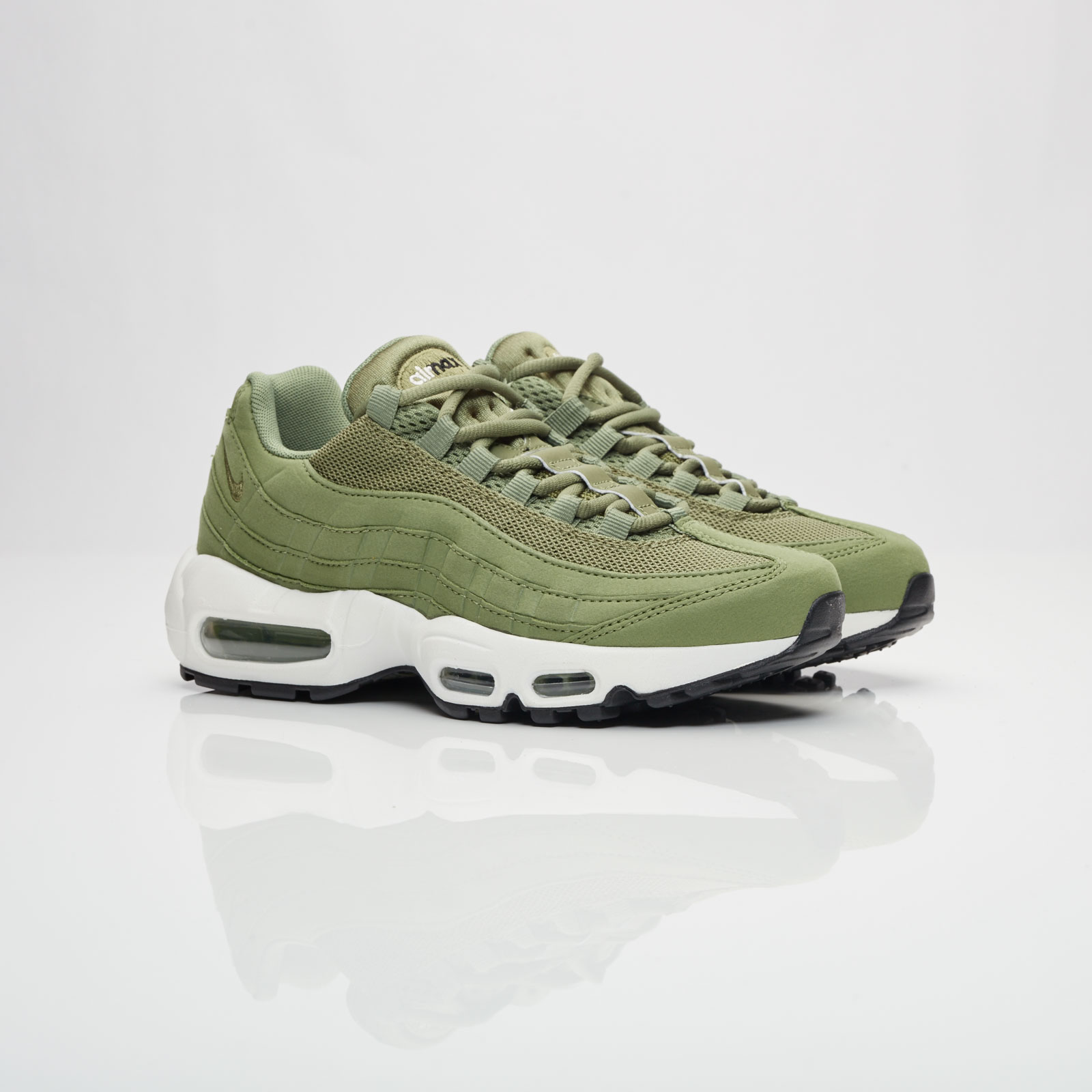 lowest price 2dde1 16eb6 nike air max 95 palm green