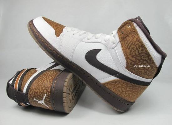 timeless design 49104 a8687 Air Jordan I Retro High Strap White Brown Cement   NikeTalk