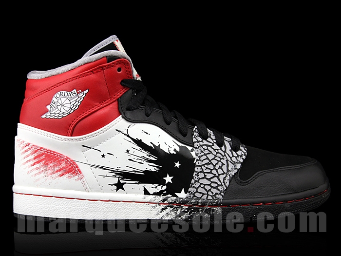 hot sale online 8c118 2a26b ... coupon for air jordan 1 retro dave white wings for the future f014b  48a5c