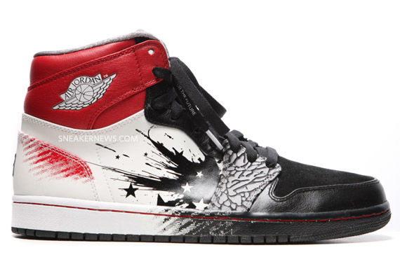 paint for air jordan 1