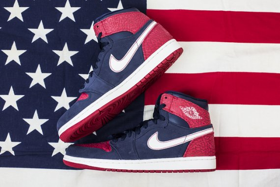 premium selection bb640 0de47 Air Jordan 1 Phat Color  Olympic Sail-Gym Red Style  332550-401. Release   11 07 2012. Price   110.00