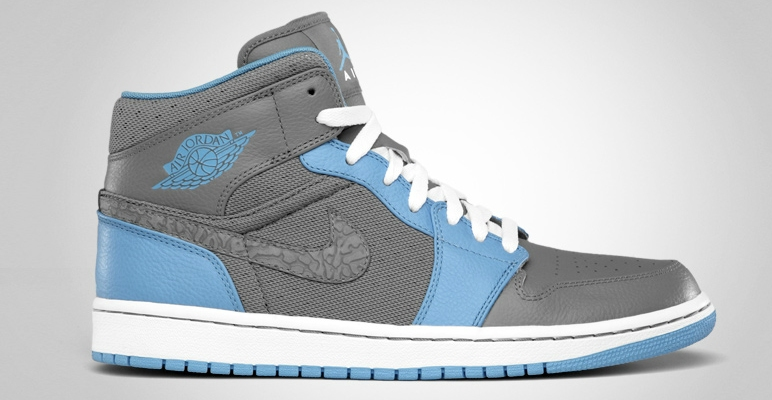 best service 9adb6 f099d ... a white and university blue sole provides the cushioning. this color  scheme .