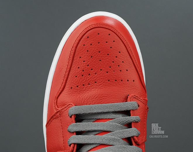 80c391cc351 Nike Air Jordan 1 Retro Phat Red Elephant Print Sz 12.5 364770-602 New DS