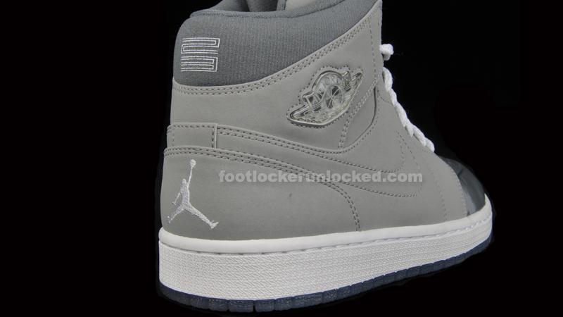 1424043885db3c Nike Air Jordan 1 Retro 95 youth shoes 628619 003 sneakers new grey