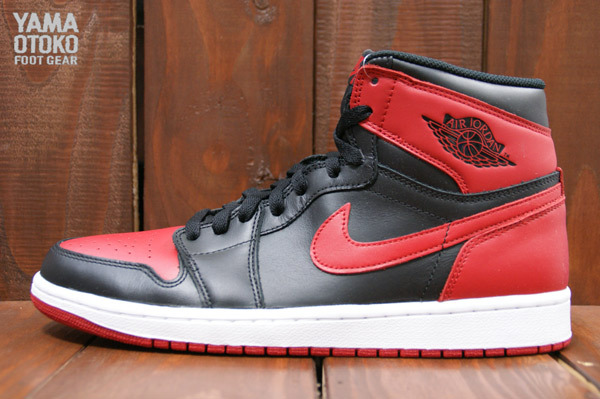 1449b0e3ec5e Air Jordan 1 (I) Retro Hi OG Color  Black Varsity Red-White Style  555088- 023. Release Date  12 28 2013. Price   140.00