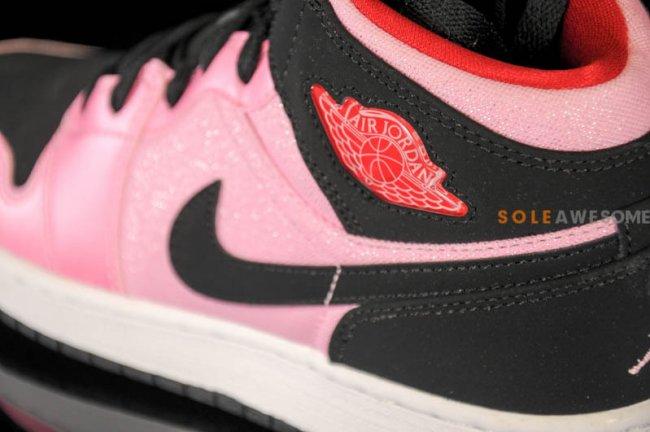 d3353d7a7b6898 Style  555112-608. Nike Air Jordan 1 LHM Los Primeros I High OG Latino Pink  Multi Color AH7730-001