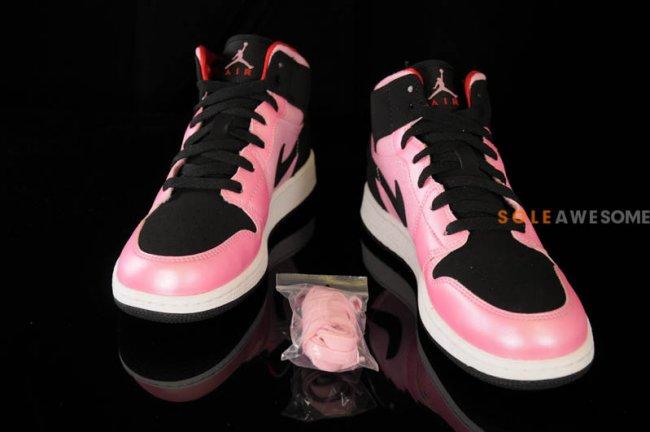 separation shoes 7369b 35fd6 Nike Air Jordan 1 LHM Los Primeros I High OG Latino Pink Multi Color  AH7730-001