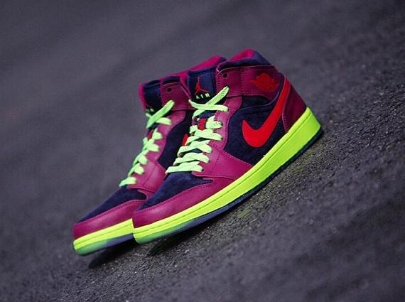 new style 2fc2c 1c675 Air Jordan 1 (I) Mid Color    Style  621288-466. Nike Air Jordan YOTS Pack  Retro 1 Melo M9 size 12 NIB DS