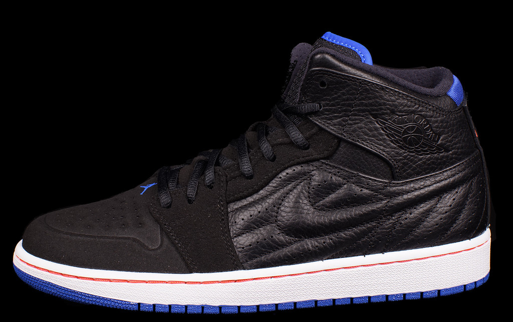 huge discount 16298 fa19a Air Jordan 1 Retro  99 – Black   Sport Blue
