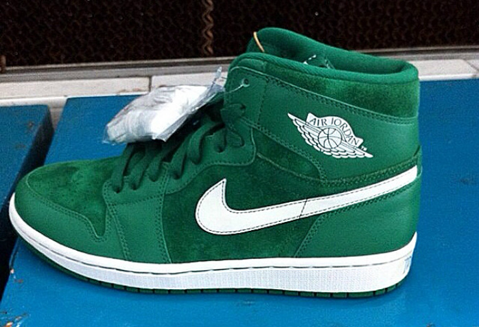 various colors d0cc9 237d2 Air Jordan 1 Retro High OG – Green   White