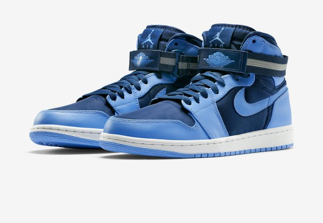 d2f16574b5b1c Air Jordan 1 High Strap Color  French Blue University Blue-White Style   342132-407. Price   125.00