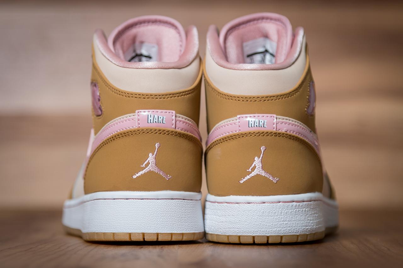 1ee887606c1062 Air Jordan 1 Mid GS