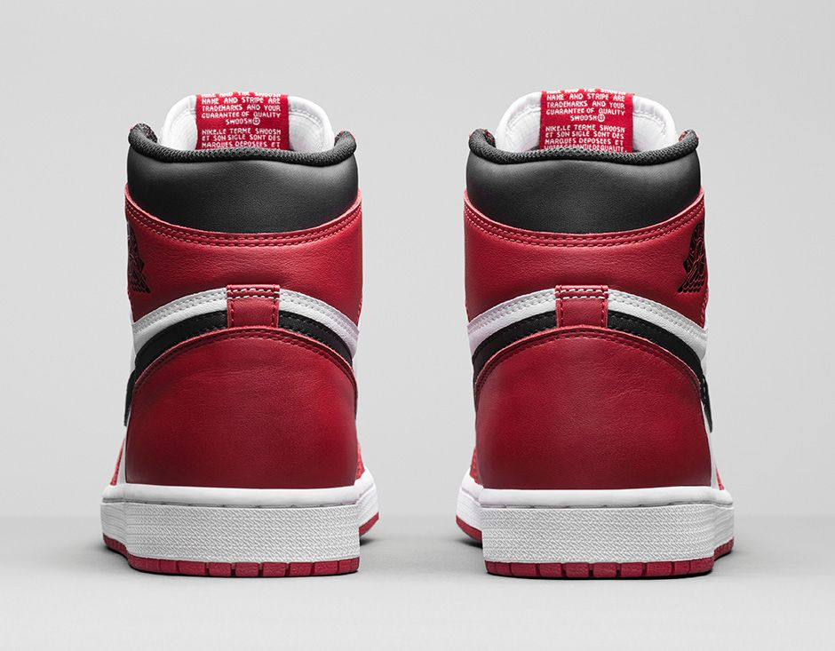 huge selection of 565aa d3559 Air Jordan 1 Retro High OG