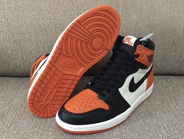 Air Jordan 1 Retro High OG - Orange
