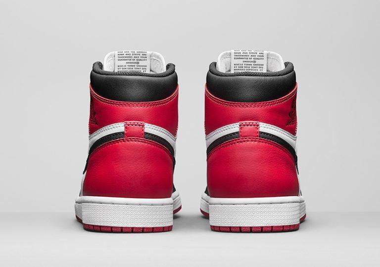 c69a80b9e235 Air Jordan 1 (I) Retro High OG Color  White Black-Varsity Red Style  555088- 125. Release Date  11 05 2016. Price   160.00