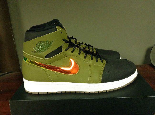air jordan 1 nouveau militia green