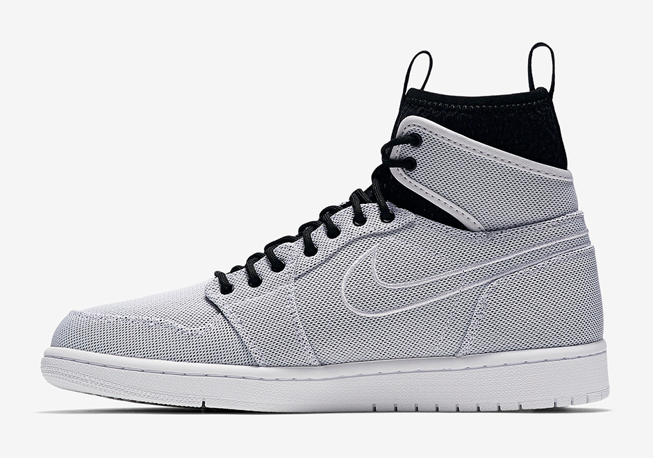 new arrival 5c0f8 2a5e4 air jordan 1 retro ultra high white