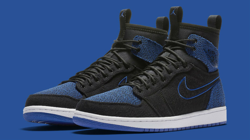the latest 3c4c9 869d9 Air Jordan 1 Retro Ultra High Color  Black Sport Royal-Black-White Style   844700-007. Release Date  Holiday 2016. Price   150.00