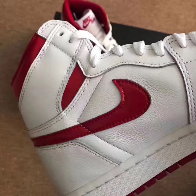 air jordan 1 metallic red 2017