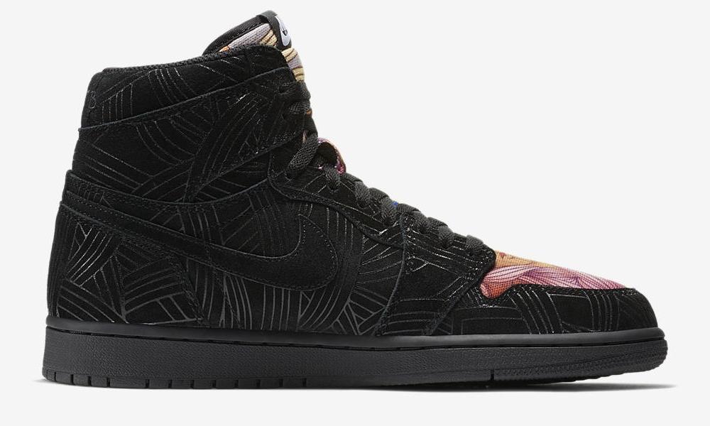 3c59df26122d8d Air Jordan 1 Pomb Los Primeros Color  Black Multi-Color-Black Style Code   AH7739-001. Release Date  10 13 2017. Price   160.00