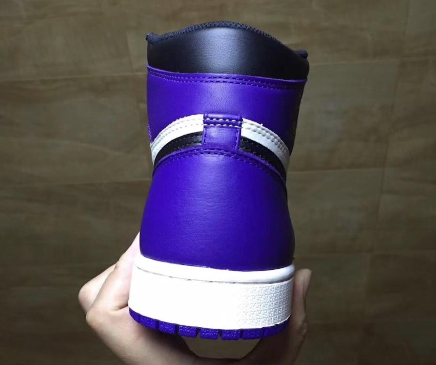 newest 4cd61 b79e4 Nike Air Jordan 1 Retro High OG Gatorade Grape Purple Size 11.5 Like Mike
