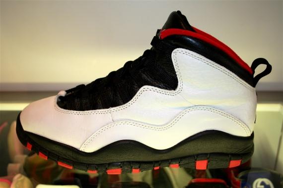separation shoes ec63c 99719 Air Jordan 10 (X) Retro Color  White Varsity Red-Black (Chicago) Style   310805-100. Release  01 21 2012. Price   160.00