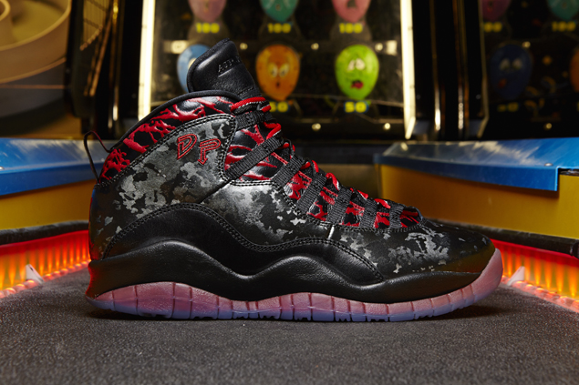 separation shoes ffe7a 2135b Whatever the case, the Doernbecher 10s are sure to move fast once they  release on November 23, 2013. Air Jordan 10 (X) Retro DB