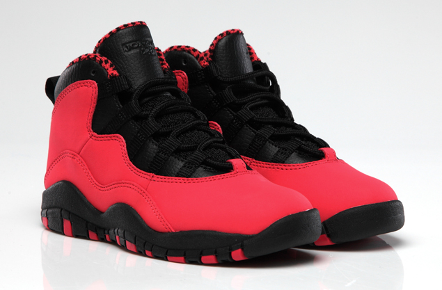 how to clean fusion red 10s