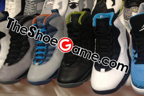 767c04ceba3 Air Jordan X Retro 2014 Lineup - Preview Pic