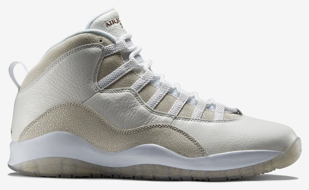 eb35c757915 Air Jordan 10 Retro OVO - Official Images, Release Date - Air 23 - Air  Jordan Release Dates, Foamposite, Air Max, and More