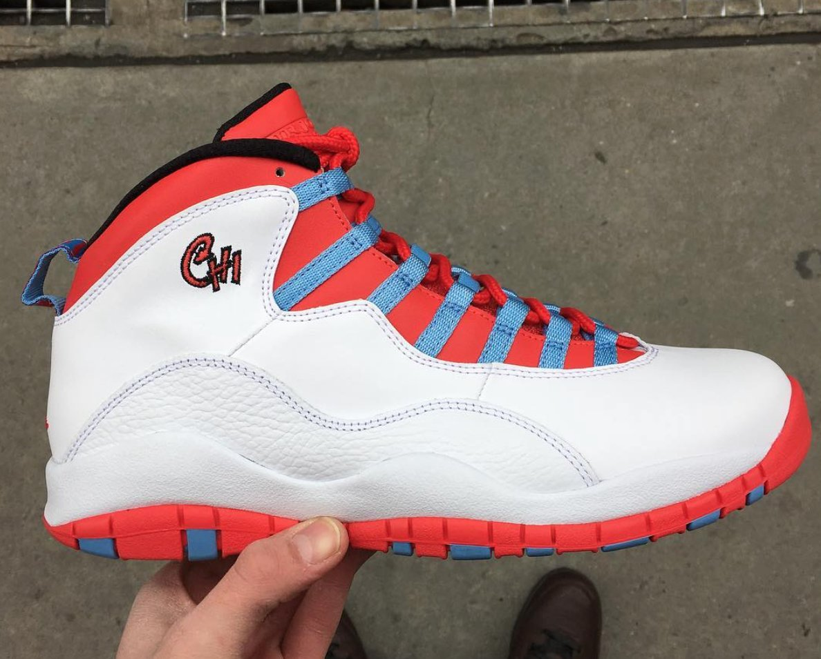 separation shoes f2b8e c7918 air jordan 10 retro chicago city pack