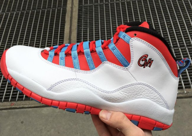 air jordan 10 retro chicago city pack