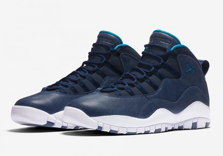 best cheap b9657 bc591 air jordan 10 los angeles