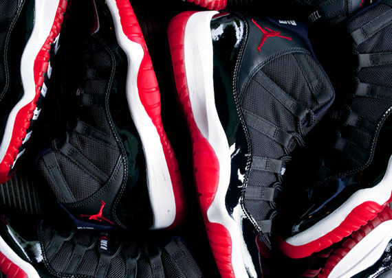 d8c364ce4f5a Air Jordan 11 (XI) Retro Color  Black Varsity Red-White Style  378037-010.  Release  12 21 2012. Price   185.00