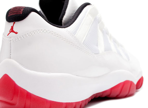 5bb108c7a58 Air Jordan 11 (XI) Retro Low Color: White/Black-Varsity Red Style:  528895-101. Release: 05/05/2012. Price: $140.00