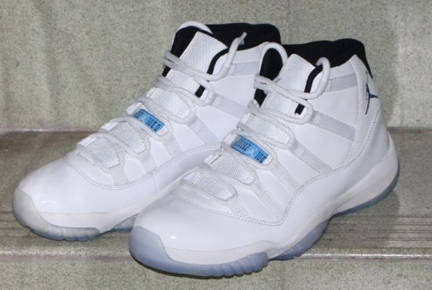 3ba670ca66f Air Jordan 11 (XI) Retro Color: White/Black-Legend Blue Style:378037-117.  Release: 12/??/2014. Price: $185.00?