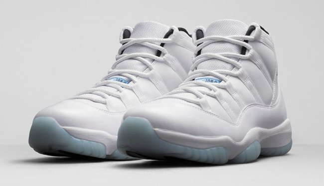 sports shoes a0563 1d627 Air Jordan 11 (XI) Retro Color  White Legend Blue-Black Style  378037-117.  Release  12 20 2014. Price   200.00