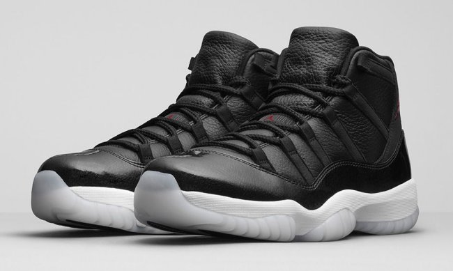 air jordan 11 retro 72-10 releases today