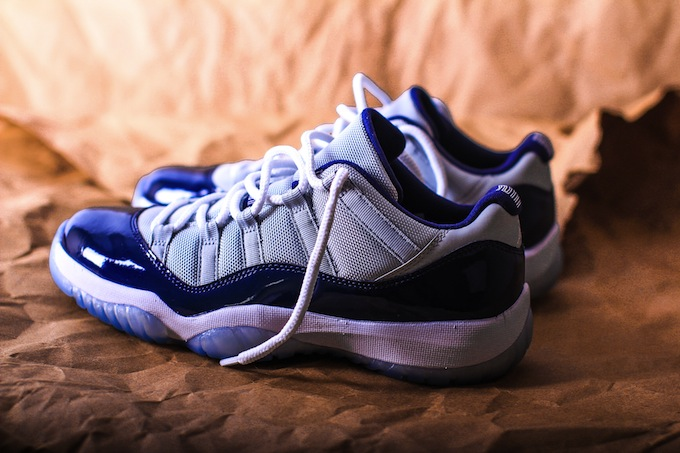 air jordan 11 georgetown price