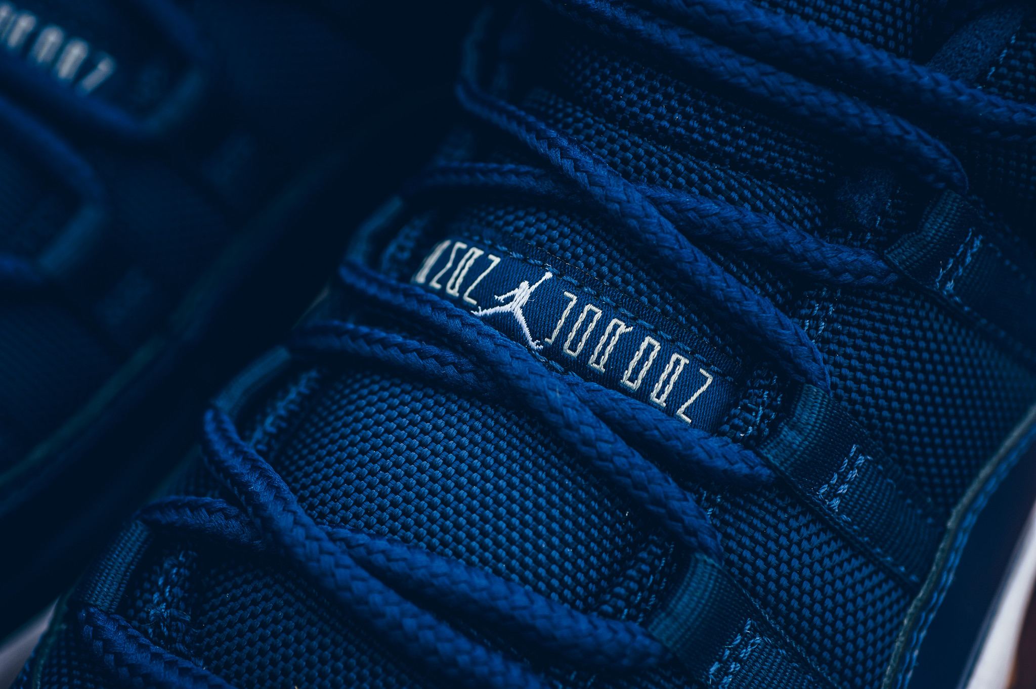 bd8b562af0c Air Jordan XI Retro Low Midnight Navy - New Images - Air 23 - Air ...