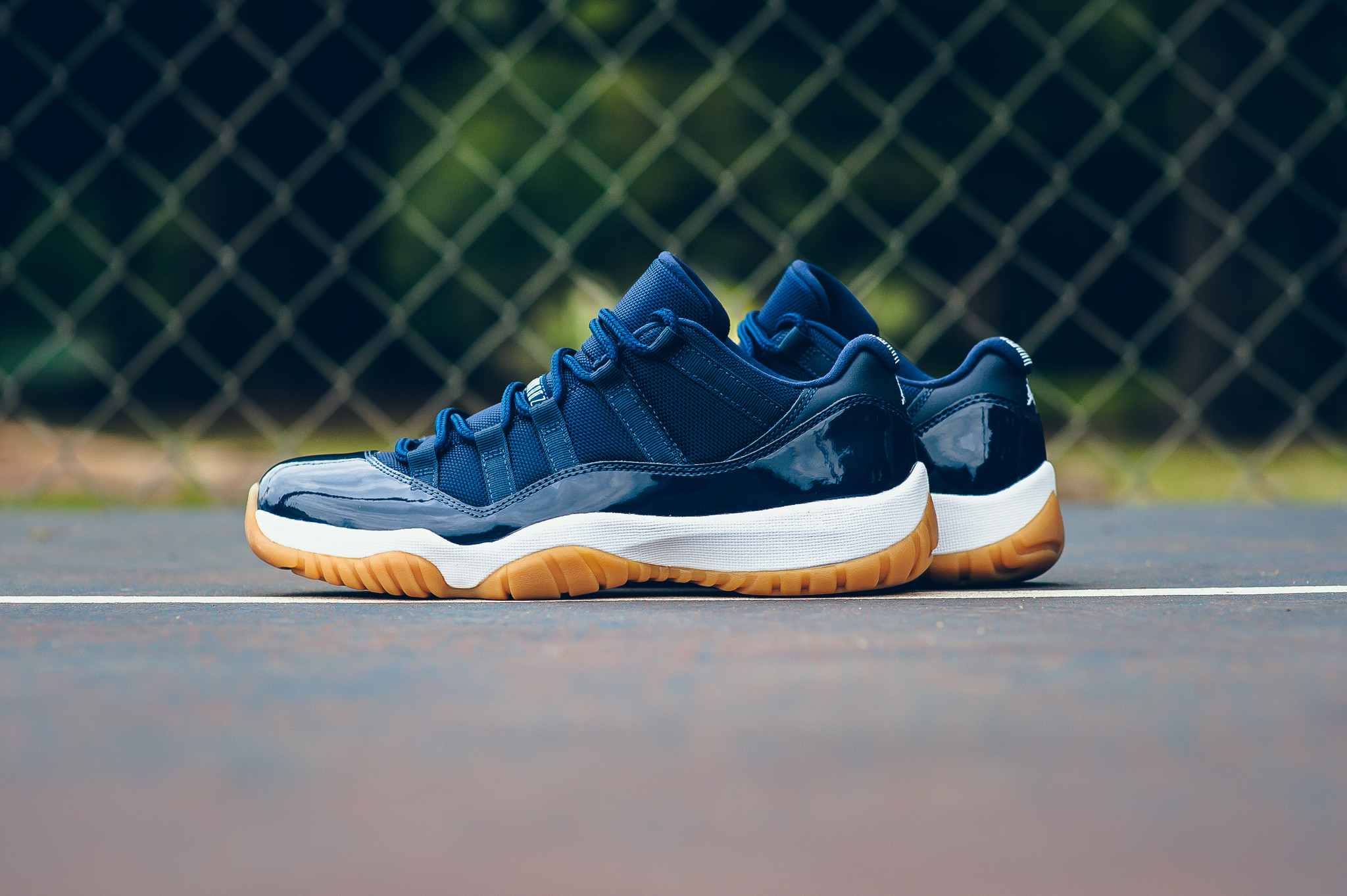 f4472c543b864f Air Jordan XI Retro Low Midnight Navy - New Images - Air 23 - Air Jordan  Release Dates